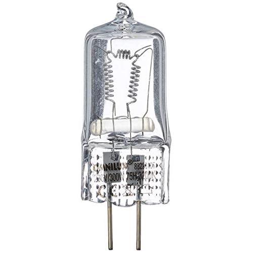 Omnilux - Lampada 230V / 300W, GX 6.35, 7500 ore, 3200K