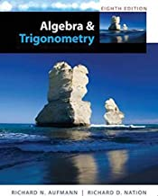 Algebra and Trigonometry By Elsevier