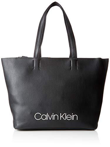 Calvin Klein Jeans - Collegic Shopper, Shoppers y bolsos de hombro Mujer,...