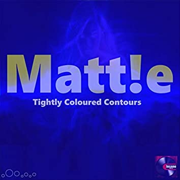 Tightly Coloured Contours