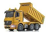 Ninco- Dumper Camión, Multicolor (NT10035)