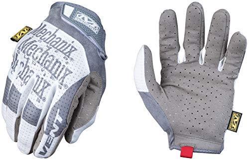 Mechanix Wear - Specialty Vent Work Gloves (Medium, Grey/White)
