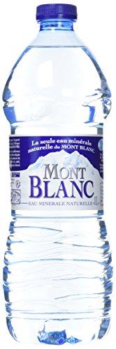 Mont Blanc Eau Minérale Plate des Alpes 6 x 100 cl