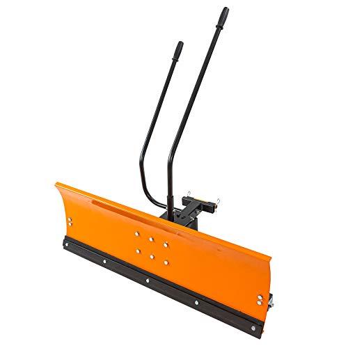 Schneeschild Räumschild Schild für Rasentraktor 120 cm Premium
