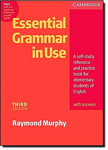 Essential Grammar in Use with Answers: A Self-Study Reference and Practice Book for Elementary Students of Englishの詳細を見る