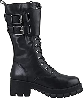 Buffalo Women's Classic,Black,5 UK