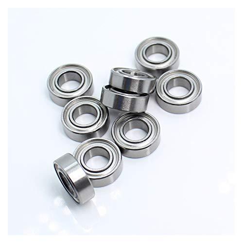 CHENYINGHUI Practical 684ZZ Tips Bearing 4x9x4 Mm Miniature Bearing For Strong Drill Brush Handpiece MR940ZZ Nail Ball Bearing (Inner Diameter : 684ZZ 4x9x4mm)