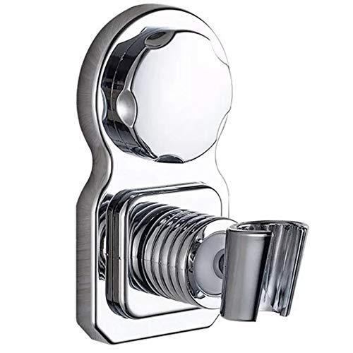 Yulakes Verstellbar Ohne Bohren Saugnapf Brausehalter/Duschkopfhalterung / /Handbrausehalter/Duschkopf Halter