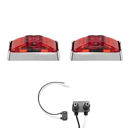 Tecniq - Juego de luces LED (2 unidades, 2,5)