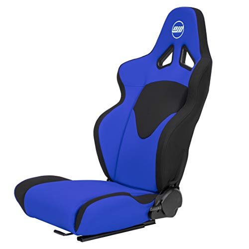 OpenWheeler Racing and Flight Sim Seat, Simulation Cockpit. Sliding Rails...