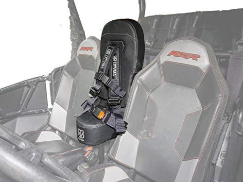 UTVMA RZR1000BS RZR 1000 Bump Seat Inlcudes a 4-Point Harness | Center Seat | Kid Seat | RZR 1000 & 4 1000 Turbo, Dynamix Front & Rear, Turbo S, 900 S, 900 Trail, RZR 4 900, RZR 570