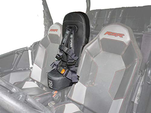 UTVMA RZR1000BS RZR 1000 Bump Seat Inlcudes a 4-Point Harness | Center Seat | Kid Seat | RZR 1000 & 4 1000 Turbo, Dynamix Front & Rear, Turbo S, 900 S, 900 Trail, RZR 4 900, RZR 570