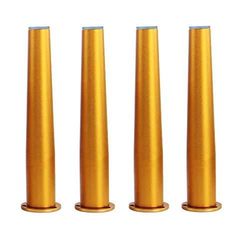 Meubelpoten Verstelbare metalen poten Tafelpoten Vervangende benen, Eenvoudig te installeren, Gebruikt voor Ladekasten, Kast DIY Meubels