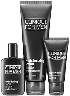 Clinique Travel Kit for Men Set, 3-Piece