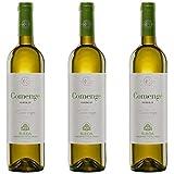 Comenge Verdejo Vino Blanco - 3 botellas x 750ml - total: 2250 ml
