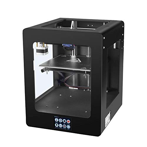 PXX Precise 3D 3D Printer 3D Printer Education Learning Machine Purchase School of Home Economics Dual-Use Printer Education DIY Printer High-Precision Printers Home Printer/Black