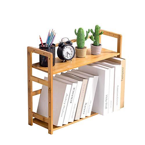 Bücherregal, Einfache Bücherregal Tisch Kleines Bücherregal Regal Kreatives Bücherregal for Study living room office
