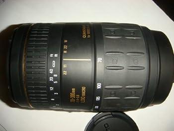 quantaray 70 300mm
