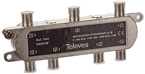 Televes - Repartidor 6d 12/16db