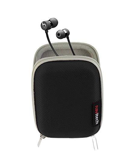 Navitech Schwarz Harter schützender Kopfhörer Kasten für SoundMAGIC E10BT Bluetooth Earphones