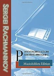 Sergei Rachmaninov Piano Concerto No. 2, Op. 18 Solo piano arrangement