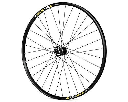 50-4820-NON-NON, Compatible With Forte Terramax Mountain Bike Wheel (Front) (29')