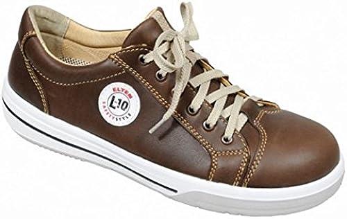 Elten 2062291 Chaussures de sécurité sécurité Maroon Faible s2 Taille 39, MultiCouleure  magasin en ligne