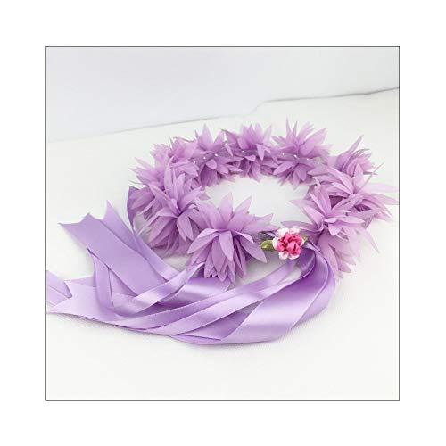 Ppzmd - Diadema para Novia, diseño de Rosas