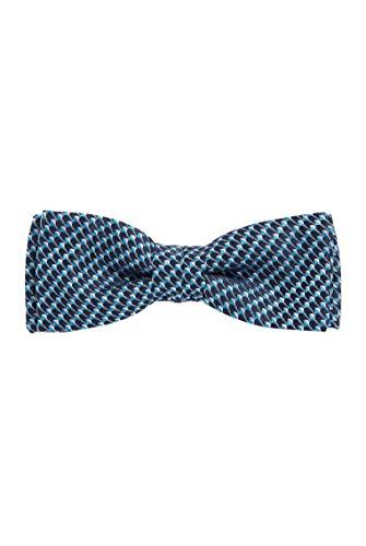 BOSS Herren Bow tie fashion In Italien gefertigte Fliege aus Seide mit filigranem Muster