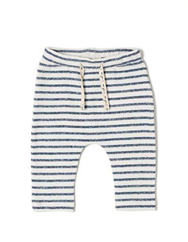 ZIPPY Znb0403_455_1 Pantalon, Bleu (True Navy 318), 74 (Taille Fabricant: 9/12M) Bébé garçon