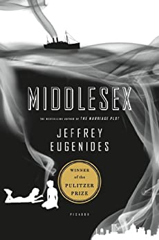 Middlesex: A Novel by [Jeffrey Eugenides]