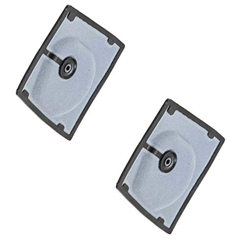 95213, 214226 Set of 2 Air Filters for McCulloch Fits 605 610 650 655 690 Chainsaws Pro Mac Timber and E-Book in A Gift