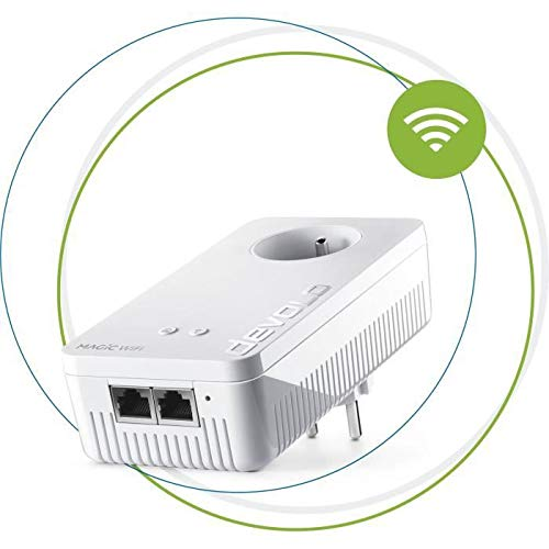 Devolo Magic 2 WiFi Next: Adaptador CPL WiFi más rápido del...