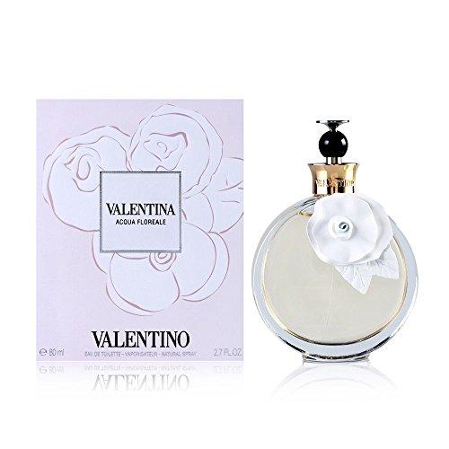 Valentino Acqua Floreale - Eau de toilette para mujer, 80 ml