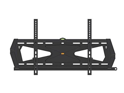 "Black Adjustable Tilt/Tilting Wall Mount Bracket with Anti-Theft Feature for Sharp PN-Y555 55"" inch LED Digital Signage"