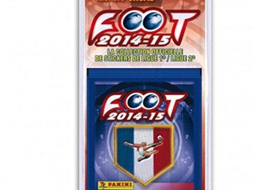 PANINI STICKERS 80+10 FOOT 2014-15