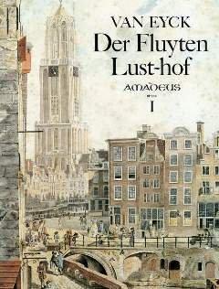DER FLUYTEN LUSTHOF 1 - arrangiert für Blockflöte [Noten / Sheetmusic] Komponist: EYCK JACOB VAN