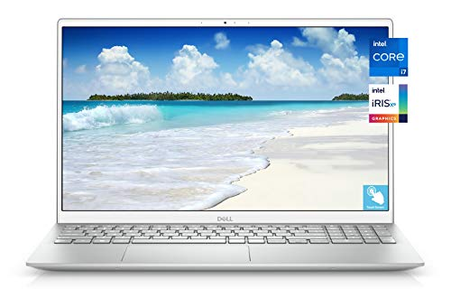 2021 Newest Dell Inspiron 5000 Premium Laptop, 15.6 FHD Touch Display, Intel Core i7-1165G7, Intel Iris Xe Graphics, 32GB RAM, 1TB PCIe SSD, HDMI, Webcam, Backlit Keyboard, WiFi, Win10 Home, Silver
