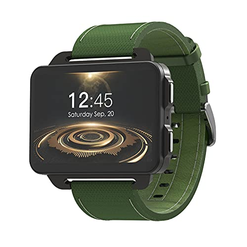 Lazzzgua 2.2 Inch Screen 3G Smart Watch Android 5.1 Bluebooth Smartwatch WiFi 1GB 16GB 1200mAh Big Battery Smartwatch For Men Women