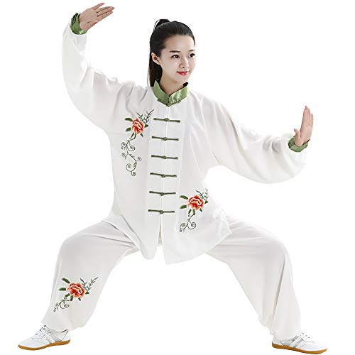 Tai Chi Uniform Damen, Langärmelige...