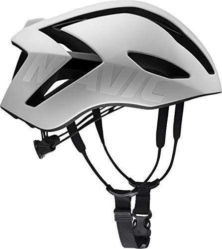 MAVIC Comete Ultimate Rennrad Fahrrad Helm weiß/schwarz 2019: Größe: L (57-61cm)
