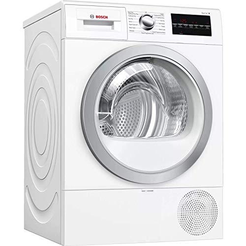 Bosch WTR88T81GB Serie 6 8kg Heat Pump Tumble Dryer - White