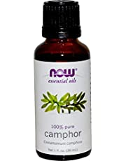 زيت الكافور  مركز نقي 100% Now Foods Essential Oils Camphor 1 fl oz 30 ml