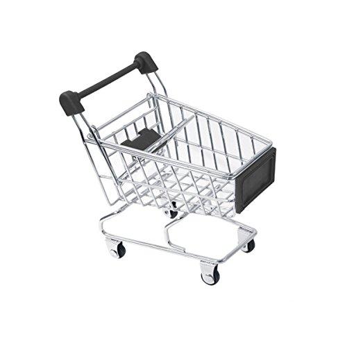 Max 48% OFF PacknWood PK294CART Mini Shopping Black 5