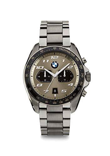 BMW Orologio da polso originale da uomo Chrono Kashmir, collezione 2020/22