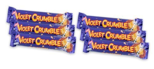 Violet Crumble (6 pack) Australian by Nestle