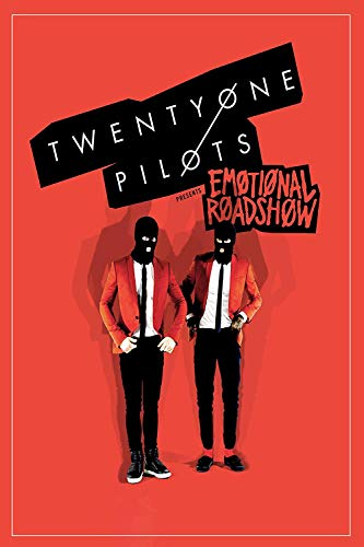 Emotional Roadshow Music Posters and Prints Wall Art Gifts 12x18