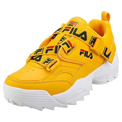 Fila Fast Charge Mujer Citrus Amarillo Zapatillas