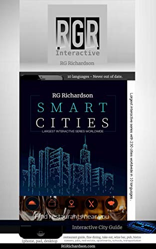 RG Richardson Detroit Interactive Restaurant Guide: Searching 10 cities (United States Restaurant...
