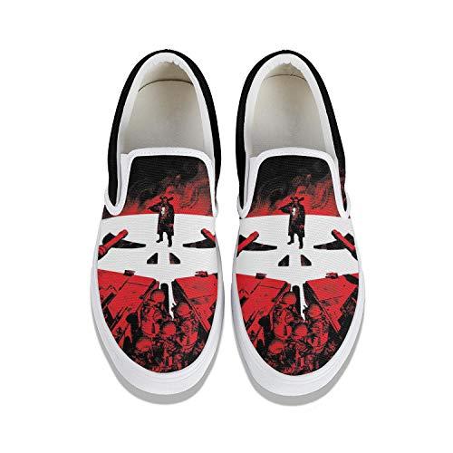 Men Tank-Surround-Skull-Frank-Castle-Black- Tennis Shoes for Mens Nursing Best Running Shoes
